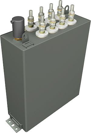 Vishay - Capacitors - PhMKP    Line Frequency Capacitors