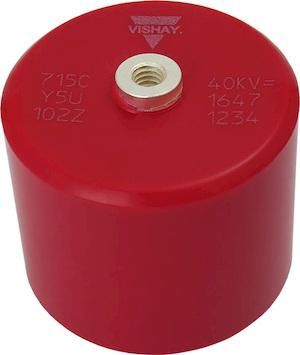 250pF 15kv 20/% Vishay 150GATT25 High Voltage Disc Capacitor 15000v 4500vrms 60hz