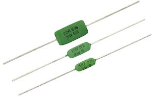 20x 5,6 ohm//6 Watt 350 ° C Power-WIREWOUND-resistenza