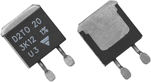 vishay manufacturer of discrete semiconductors and passive components1100 W Power Thick Film Resistor #19