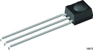 IR Receiver Photodiode 10 x New  TSOP4838