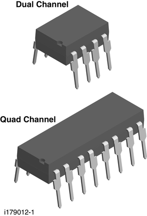 Transistor Output Optocouplers Phototransistor 5 pieces