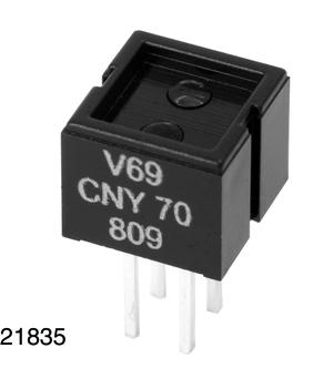 Vishay Optical Sensors Cny70 Reflective Optical