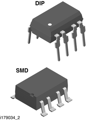 Vishay Solid state relays optical MOSFET based relays