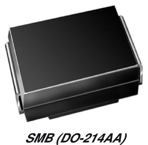 Pack of 5 27.2 V SMBJ13A-TR SMBJ13A-TR Unidirectional 13 V TVS Diode DO-214AA Transil SMBJ Series 2 Pins