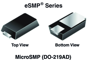 2 Pins Pack of 100 TRANSZORB VTVS Series DO-219AB 22.6 V TVS Diode Unidirectional VTVS23ASMF-HM3-08 VTVS23ASMF-HM3-08 38 V